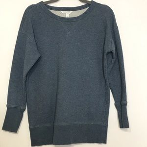 Banana Republic sweatshirt oversized blue small